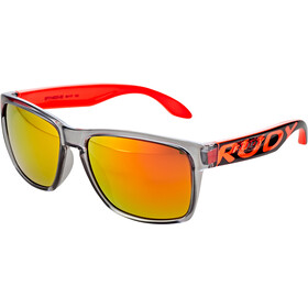 Rudy Project Spinhawk Loud Okulary przeciwsłoneczne, crystal ash orange - rp optics multilaser orange